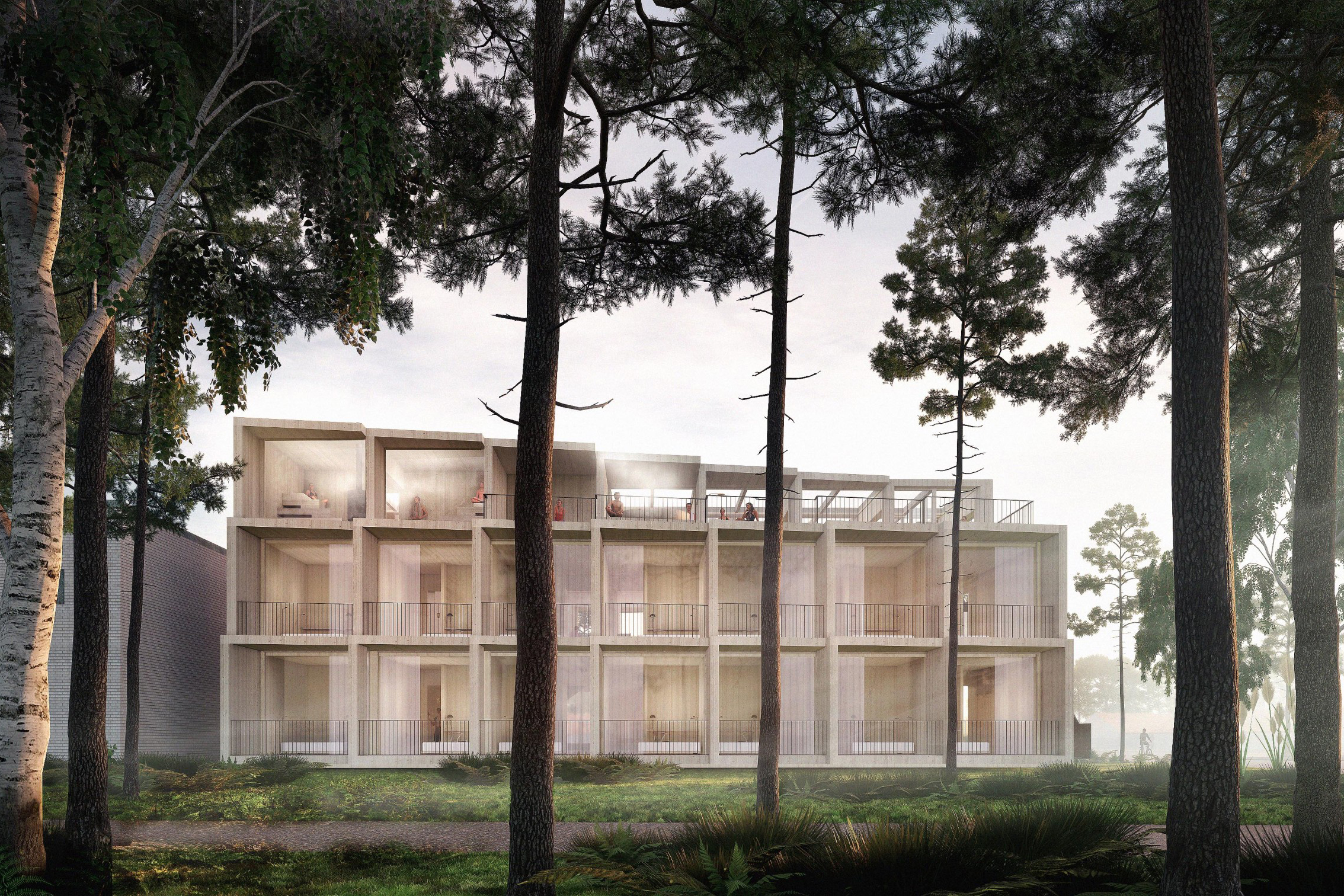 Bornholmsk hotel i Rønne sigter på at blive klimapositivt.