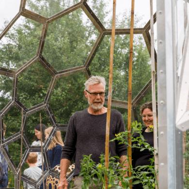 Oplev startupvirksomheder på Building Green med fokus på grøn livsstil og grøn byudvikling